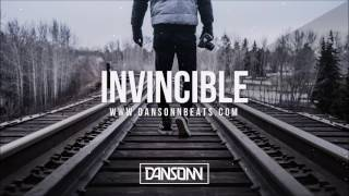 Invincible - Dark Inspiring Piano Violin Beat | Prod. by Dansonn
