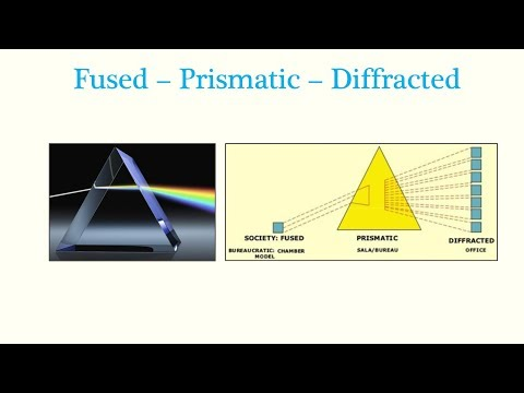 7.7 - Fred W. Riggs: Ideal Models (Fused - Prismatic - Diffracted) (UPSC Pub Ad by Ashish)