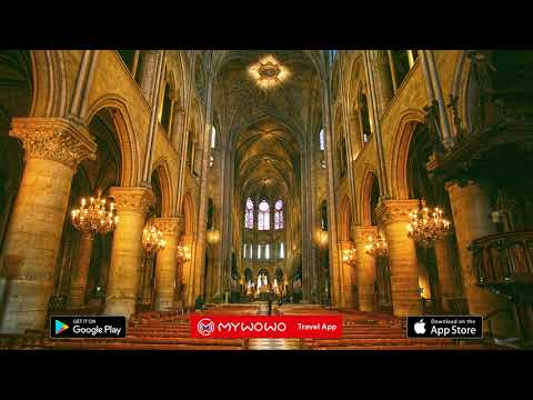 Notre Dame – Interior – Paris – Audio Guide – MyWoWo  Travel App