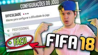 FIFA 18 - EU JOGO NO FACIL ? ! - MODO CARREIRA #13 ‹ PORTUGAPC ›