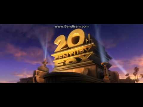 20th Century Fox / Reel FX Animation Studios (2014) with 2015 THX theme