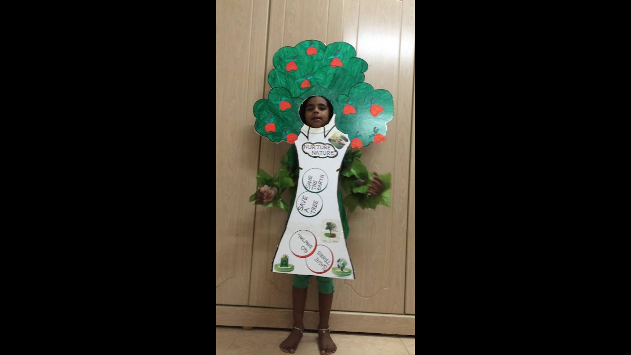 Ideas fancy dress competition save environment pictures