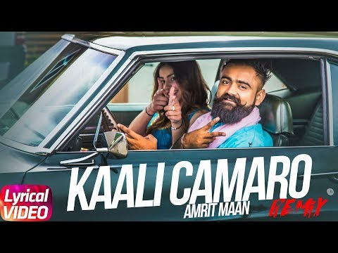 Kaali Camaro | Audio Remix | Amrit Maan Feat Deep Jandu | Latest Remix Song 2018 | Speed Records