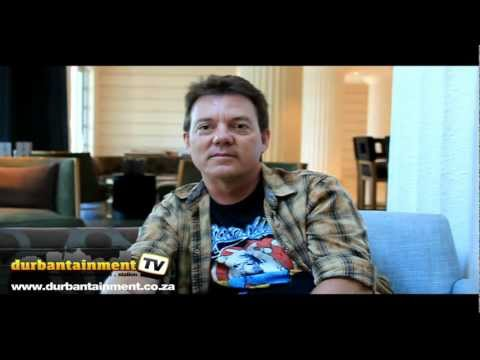 Brian Haner on Durbantainment TV 2