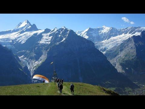 Paragliding Grindelwald (Berner Oberland)