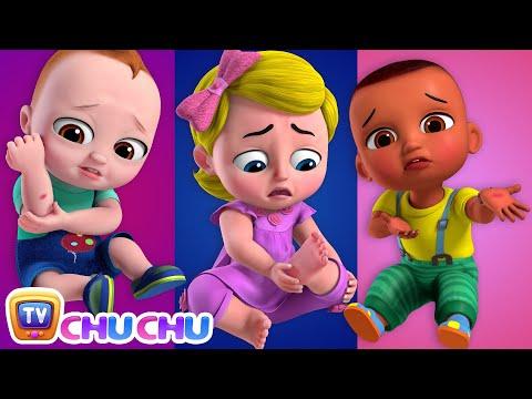 The Boo Boo Song - ChuChu TV Nursery Rhymes \u0026 Kids Songs