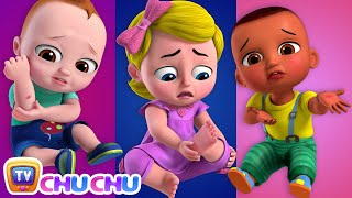 The Boo Boo Song - ChuChu TV Nursery Rhymes & Kids Songs