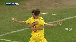 Rezumat U21: România - Țara Galilor 2-0