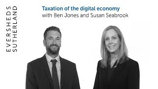 Videocast: Taxation of the digital economy