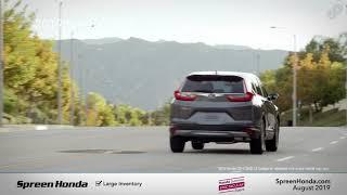 2019 Honda CR-V FWD LX - Spreen Honda (August Specials)