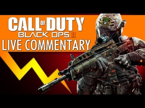 Black Ops 2 - Gameplay Video Commentary
