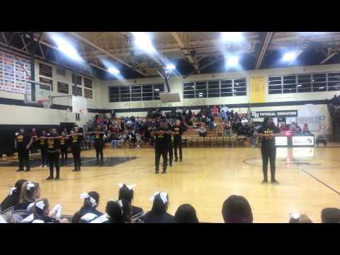 East Hartford High School Step Team