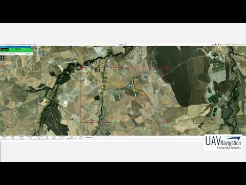 UAV Navigation | Surrounding Traffic Visualization