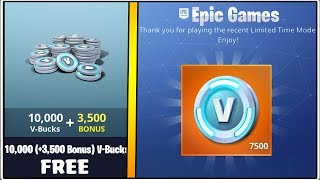COMMENT À GET FREE VBUCKS IN FORTNITE BATTLE ROYALE (fr) GRATUIT V-BUCKS!