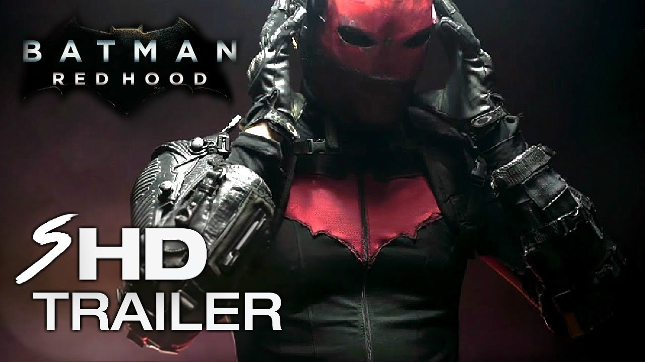 0178c77f3fe1c The Batman  Under the Red Hood (2019) Concept Movie Trailer (Fan Made)