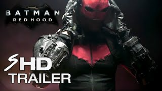 The Batman: Under the Red Hood - (2018) Movie Trailer (Fan Made)