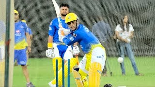 Chennai Super Kings Practice Match 2019 Full HD   IPL 2019   CSK