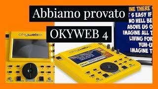 OKYWEB 4 - Pocket band - Prova e recensione Ita