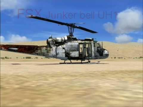 FSX Nemeth Designs UH-1 Huey