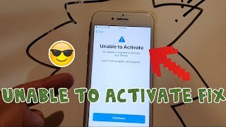 GADGETS123 TIPS - Fix iPhone 7 & 7 plus unable to active Shut down FREE FIX SOLUTION