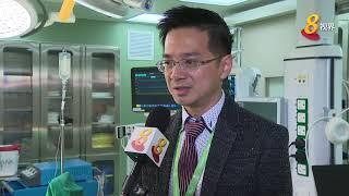 中央医院烧伤中心翻新后 有望降低病人相互感染机率