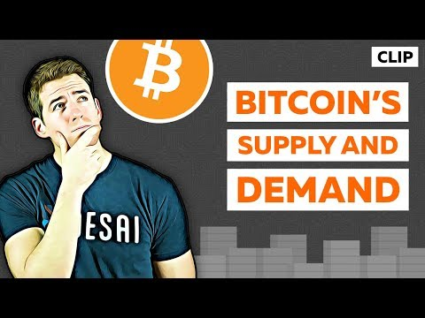 Bitcoin's Value Explained — Supply And Demand | Jon Cursi Clips