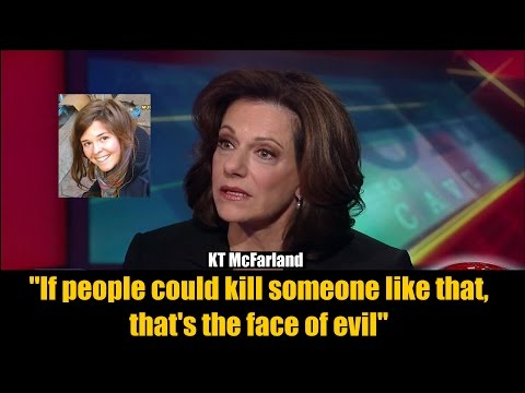 """How could you hate a girl like that?"" asks KT McFarland"