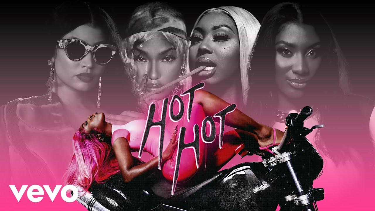 Bree Runway - Hot Hot (feat. Nicki Minaj, Stefflon Don, Ms Banks & Aya Nakamura) [MASHUP]