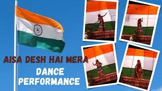 02 patriotic dance, dharti sunhari ambar neela... esa desh hai mera.....