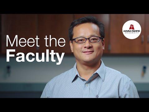 Meet the Faculty: James Yeh, Ph D  - YouTube