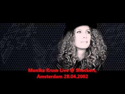 Monika Kruse @ Shockers, Amsterdam 28 04 2002