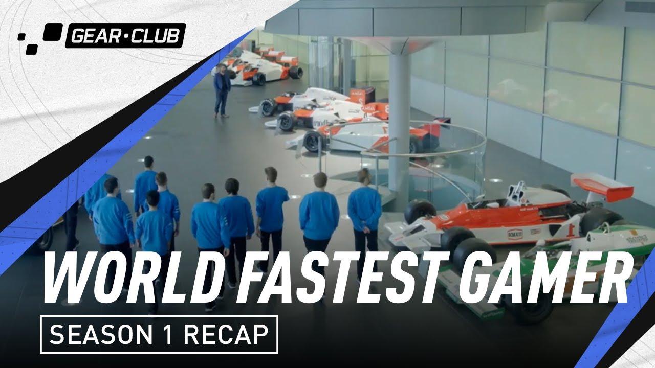 Previously on World's Fastest Gamer: Season 1 Recap