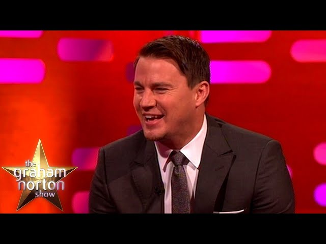 Channing Tatum's First Stripper Costume Was A Boy Scout Uniform