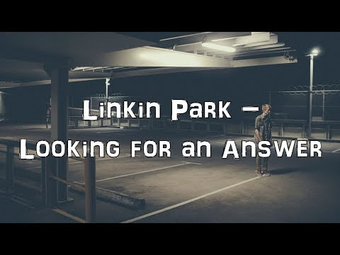 Linkin Park - Looking for an Answer [Acoustic Cover.Lyrics.Karaoke]