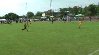 U10 (Jahrgang 2004) Rosbacher Cup SV Zimmern - Arminia Bielefeld 1-2