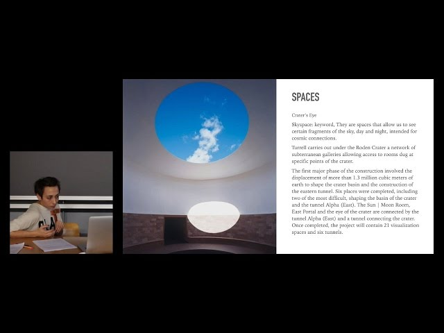 Light Art e Design della Luce | JAMES TURRELL