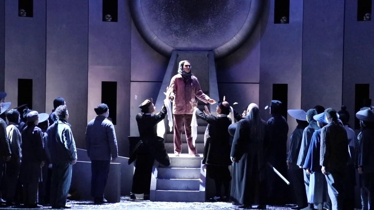 Signore, ascolta - Steffi Lehmann (Liu, Turandot)
