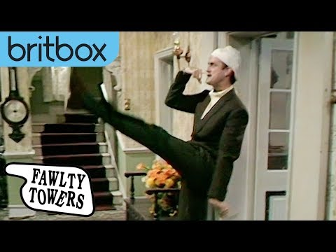 Don't Mention the War | Fawlty Towers