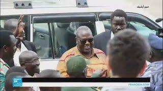 الأمم المتحدة تؤكد أن زعيم معارضة جنوب السودان موجود في الكونغو