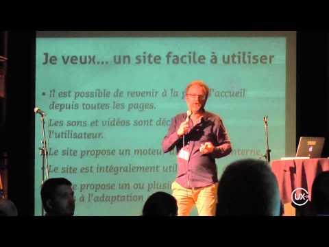 Elie Sloïm - Qualité Web : prévenir les risques, améliorer le Web - Soirées UX Québec 12 nov 2015