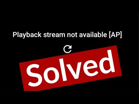 Fix Playback Stream Not Available AP Error In Hotstar App Mp3
