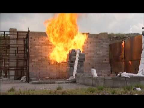 NOFIRNO Jet Fire Test