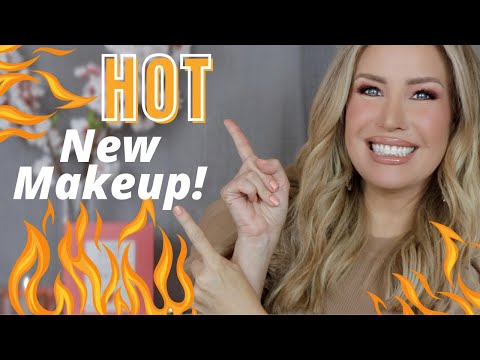 Testing The HOTTEST NEW MAKEUP Releases   NARS Foundation, Charlotte Tilbury Mascara And More!