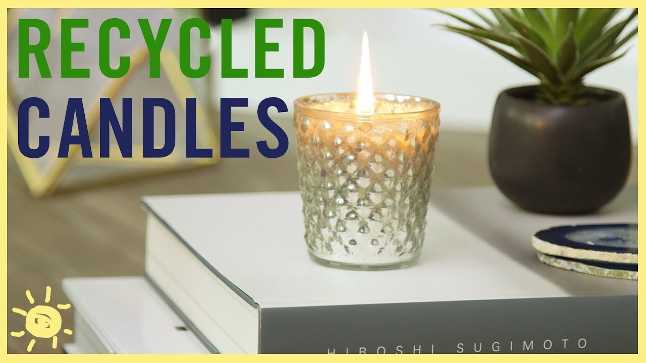 How to Recycle Candles recommend