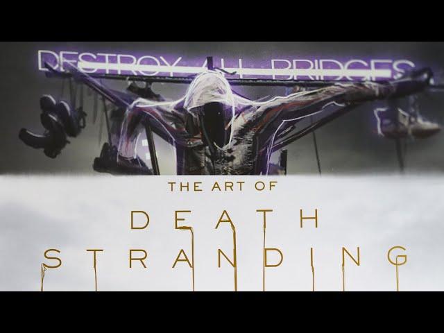 The Art Of Death Stranding - Kojima Unleashed | 4K