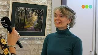 Esther Visser exposeert met pastelwerken in de Schakel