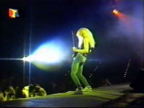 Megadeth - Wake Up Dead (live 1988) Germany