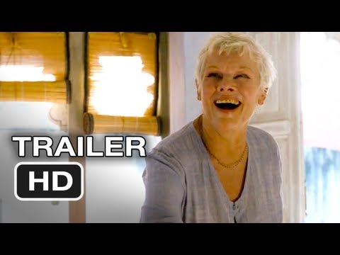 The Best Exotic Marigold Hotel - Judi Dench, Tom Wilkinson Movie (2012) HD