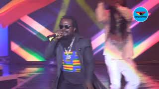 Ras Kuuku's performance at Ghana Meets Naija