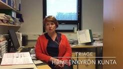 Hämeenkyrön terveyskeskus Triage
